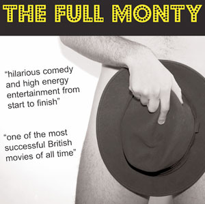 The Full Monty flyer