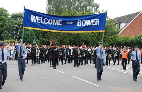 The Lichfield Bower