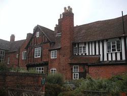 Erasmus Darwin House. Pic: mrpbps