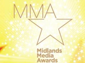 Midlands Media Awards logo
