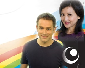 Chris Jarvis and Pui Fan Lee