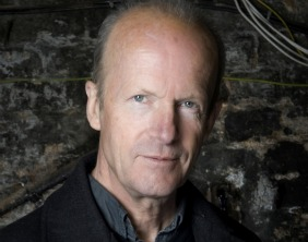 Jim Crace. Pic: Andrew Bainbridge