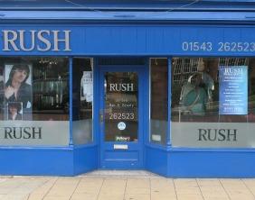 Rush salon