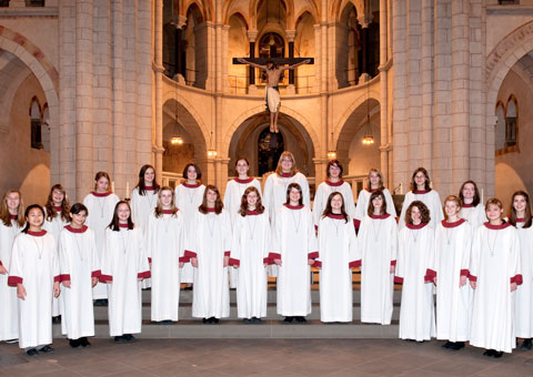 The Limburg Cathedral Girls' Choir