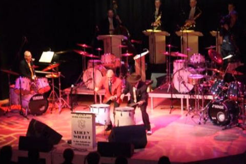 The Sticky Wicket Swing Band
