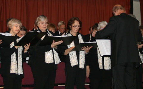 The Burntwood Singers