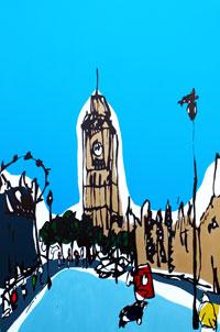 Big Ben by Rachel Tighe