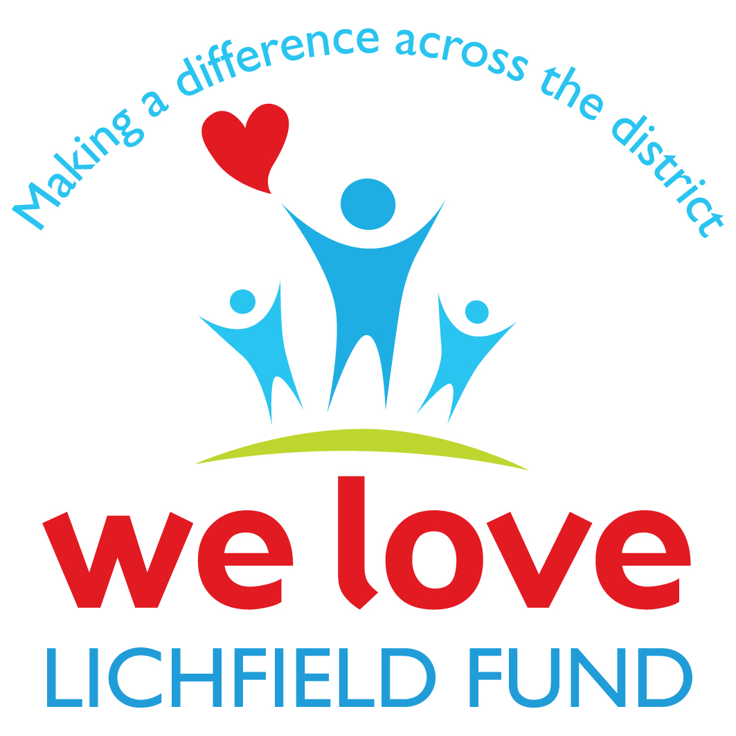 We Love Lichfield Fund logo