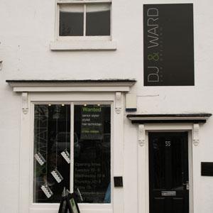 DJ & Ward Hairdressing