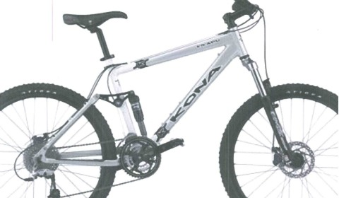 A Kona Kikapu cycle