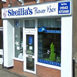 Sheila's Flower Box