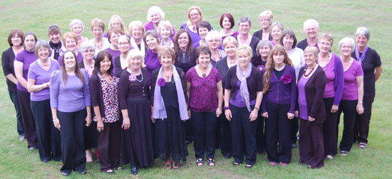 The Kaleidoscope community choir