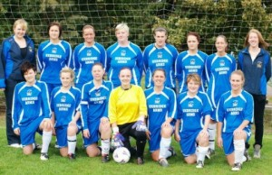 Chasetown Ladies