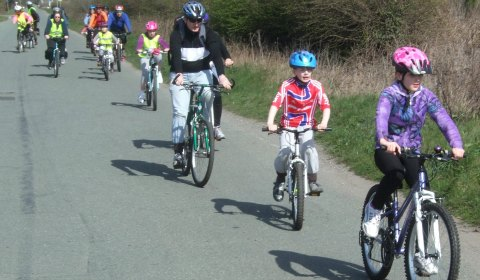 The Cycle Rides for All group