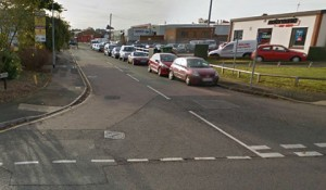 Crossfields Road