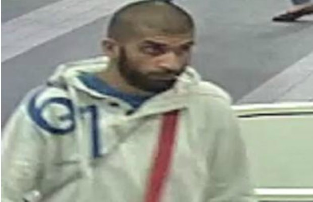 The man police want to speak to captured on CCTV