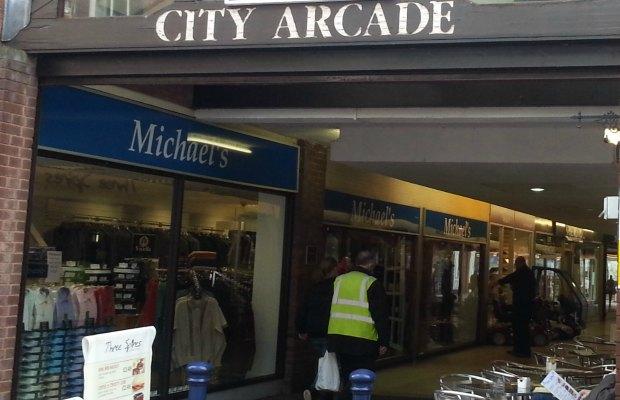 City Arcade