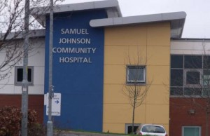 Samuel Johnson Community Hospital. Pic: Elliott Brown