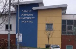 Samuel Johnson Community Hospital. Pic: Elliott Brown