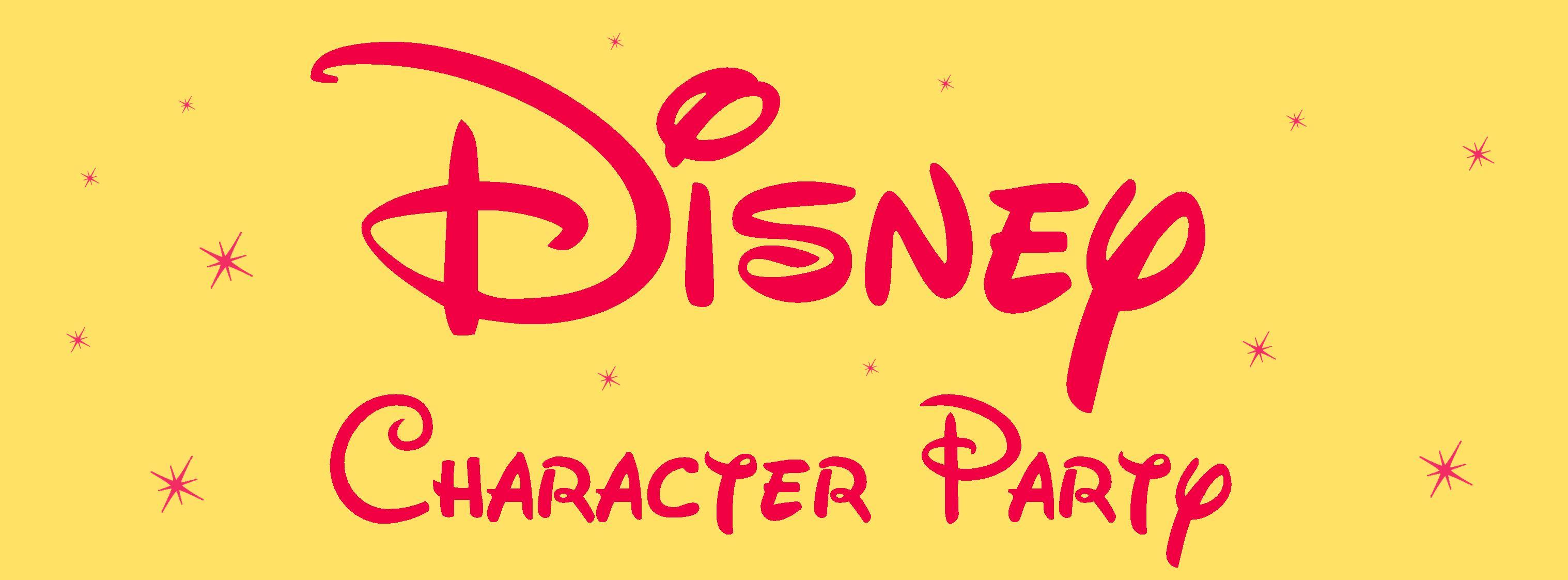 Disney character orgy