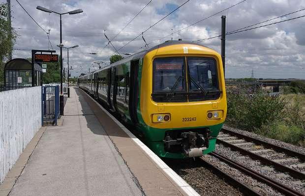 Lichfield Trent Valley station. Pic: Matt Buck