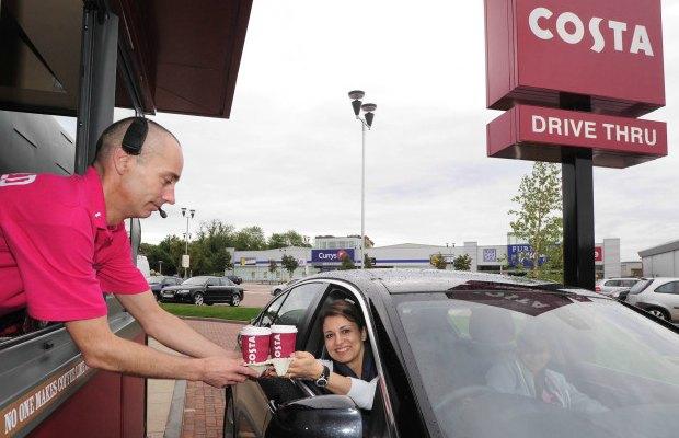 Costa hoping to build drive-thru coffee shop in Lichfield ...