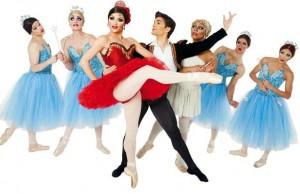 Les Ballets Trockaderos de Monte Carlo