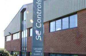 The Lichfield headquarters of SE Controls