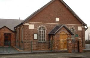 Chase Terrace Methodist Church