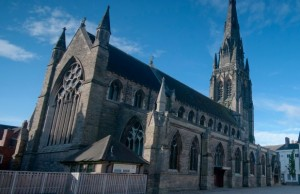 St Mary's in the Market Square. Pic: Bs0u10e01