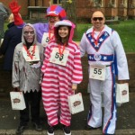 The World's Shortest Fun Run in Burntwood. Pic: Steve Lightfoot
