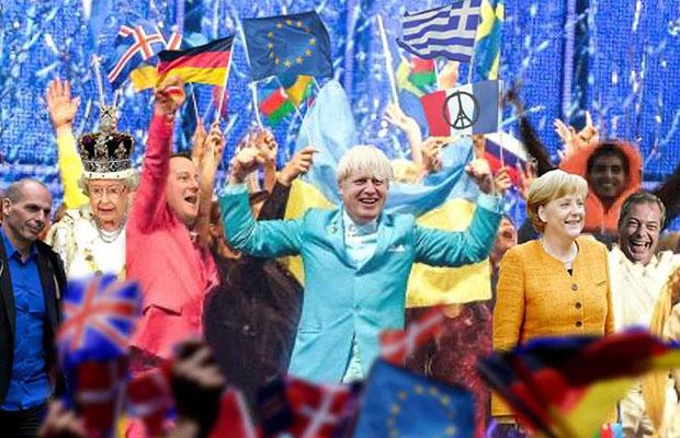 Eurotrashed