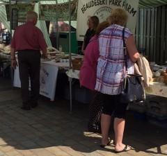 Lichfield Farmers' Market