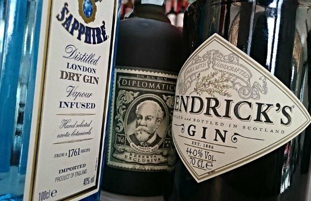 ginbottles