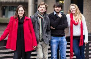The Barbican String Quartet