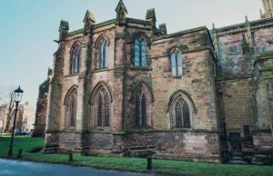 Lichfield Cathedral's Chapter House. Pic: Will Fuller Photography