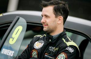 Greg Owens. Pic: JAM Motorsport Photography