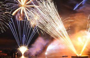 Drayton Manor's Fireworks. Pic: Ashley Gardner