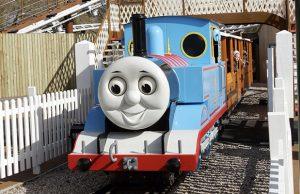Thomas the Tank Engine at Drayton Manor