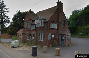 The Anchor in Streethay. Pic: Google Streetview