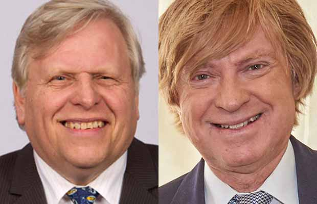 Steve Norman and Michael Fabricant