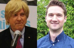 Michael Fabricant and Robert Pass