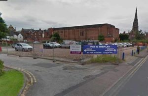 The site of the former What! store in Lichfield. Pic: Google Streetview