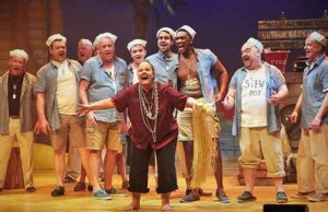 Lichfield Operatic Society performing South Pacific