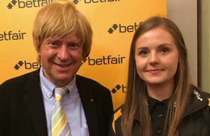 Michael Fabricant MP with Elsie Baxter