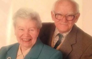 Rona and Clifford Chalmers
