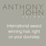 Anthony John Salons - International award winning hair, right on your doorstep