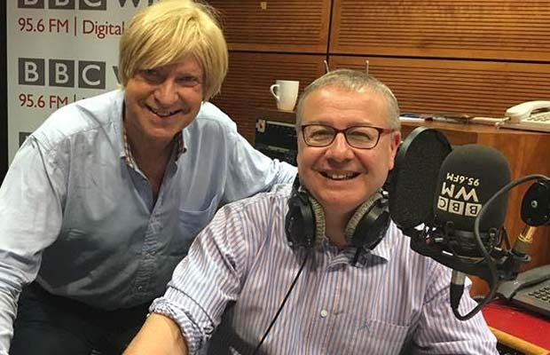 Michael Fabricant and Adrian Goldberg