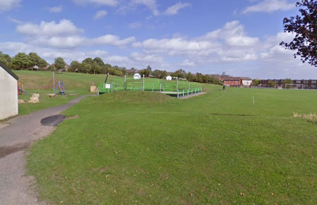 Redwood Park in Burntwood. Pic: Google Streetview
