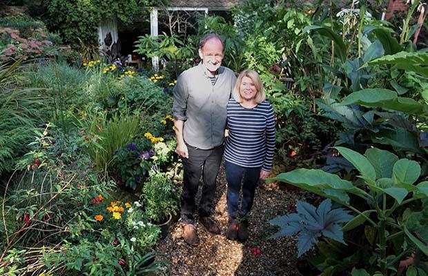 Nigel and Mary Lawson